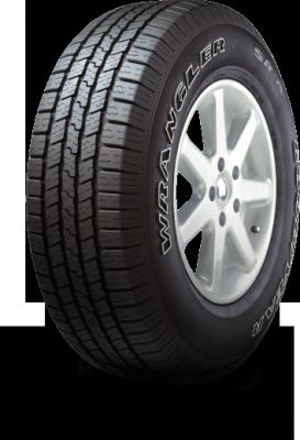 Wrangler SR-A Tires